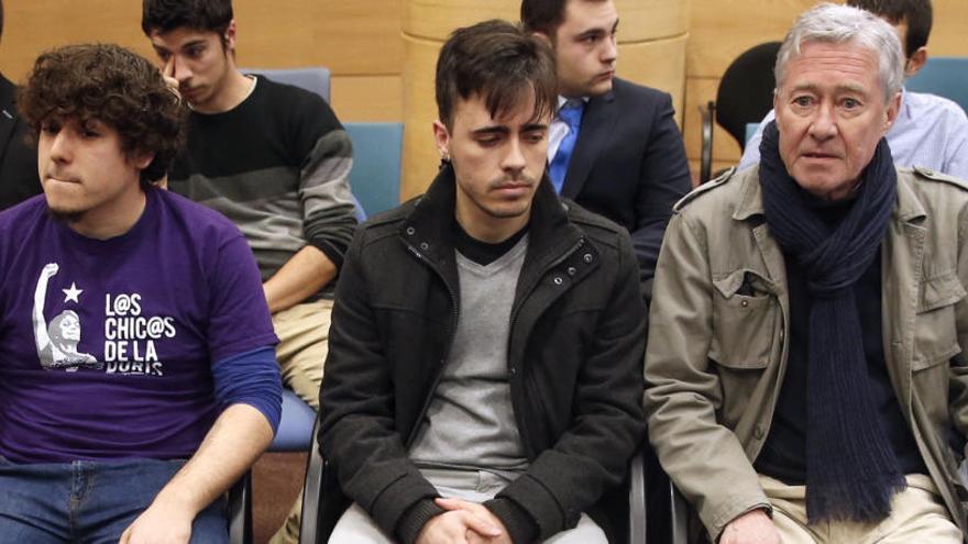 """Verstrynge ve """"represión"""" en el caso que le ha llevado a juicio"""