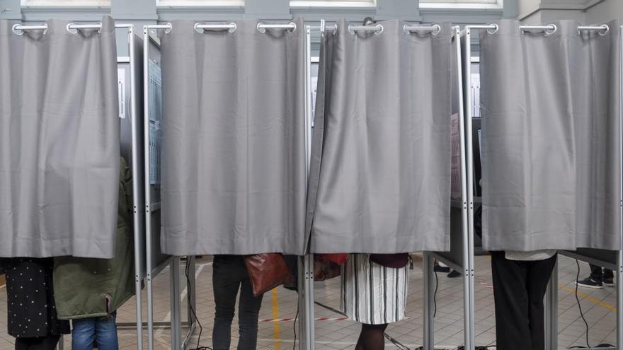 El curioso voto de un gijonés en las Elecciones Europeas
