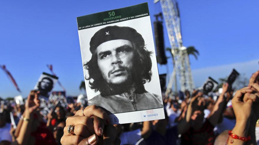 Che Guevara, 50 anys de la mort d'una de les figures més icòniques del segle XX