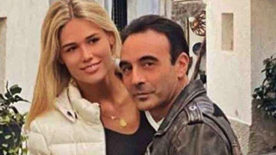 Ana Soria, detenida por la Policía junto a Enrique Ponce