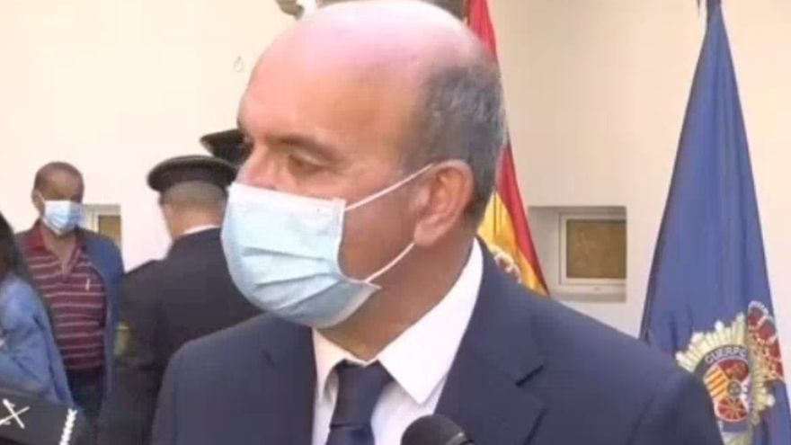 """Pestana ve """"incomprensible"""" la fiesta en Lanzarote con un juez y una abogada"""