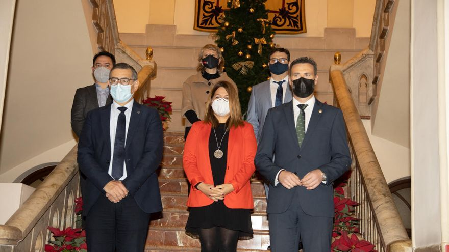 Caravaca tendrá una Sede Permanente de la Universidad de Murcia