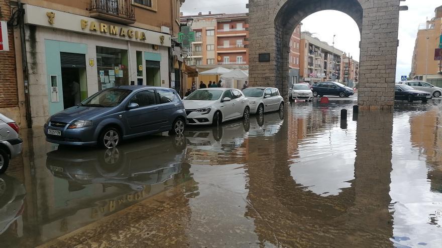 """Toro iniciará """"en breve"""" las obras para evitar la inundación de la N-122 por tormentas"""