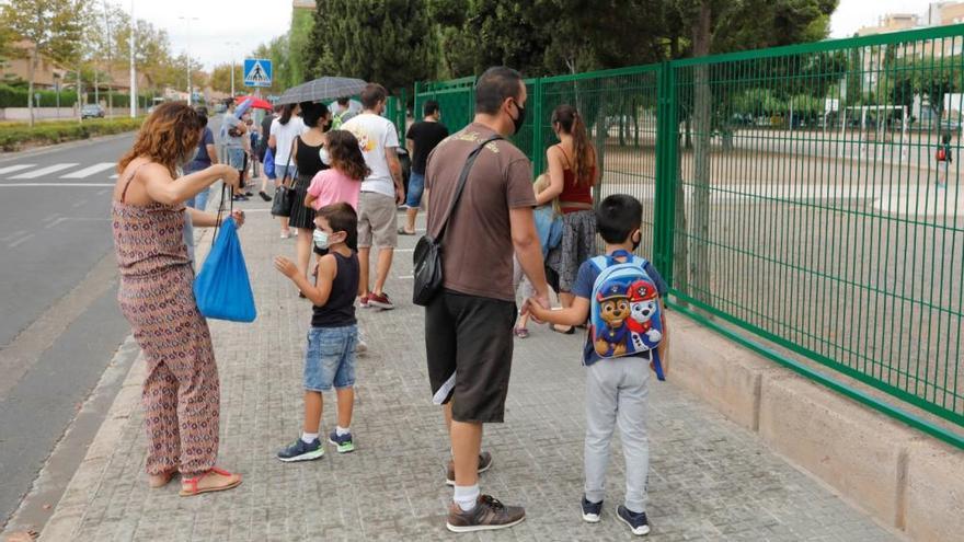 Inicio del curso escolar en Valencia y Comunitat Valenciana