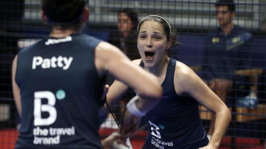 Las favoritas Marrero y Ortega caen en cuartos de final en Alicante