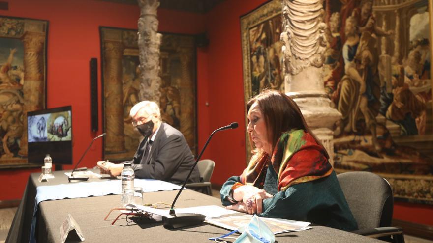 """Dolores Albiac: """"Goya quiere que el público se horrorice con su obra"""""""