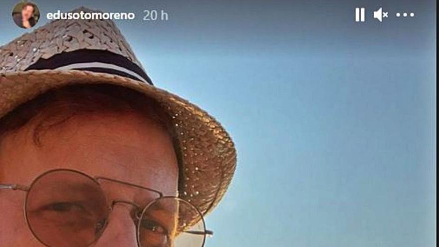 El humorista Edu Soto, puesta de sol y gastronomía en el Port de Sóller