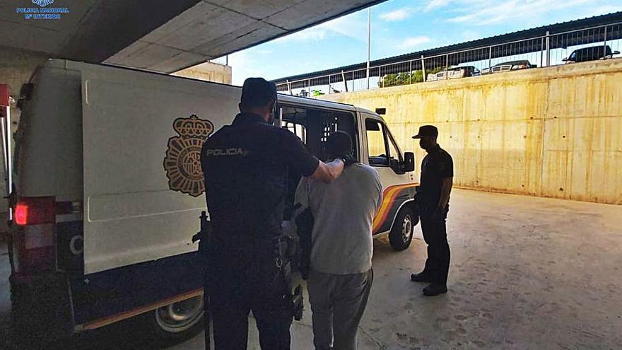 Envían a prisión al autor de la puñalada mortal de un hombre en Ibiza