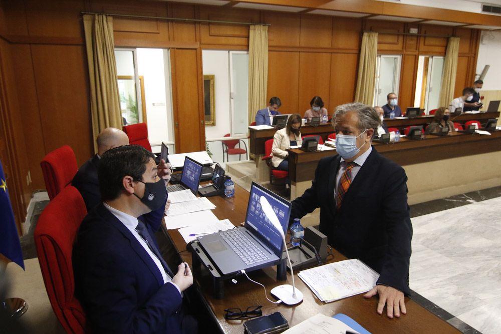 Pleno de presupuestos del Ayuntamiento