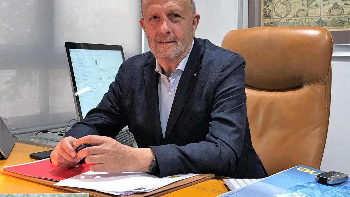 Muere Jorge Bauset, ex director general de Pamesa Cerámica.