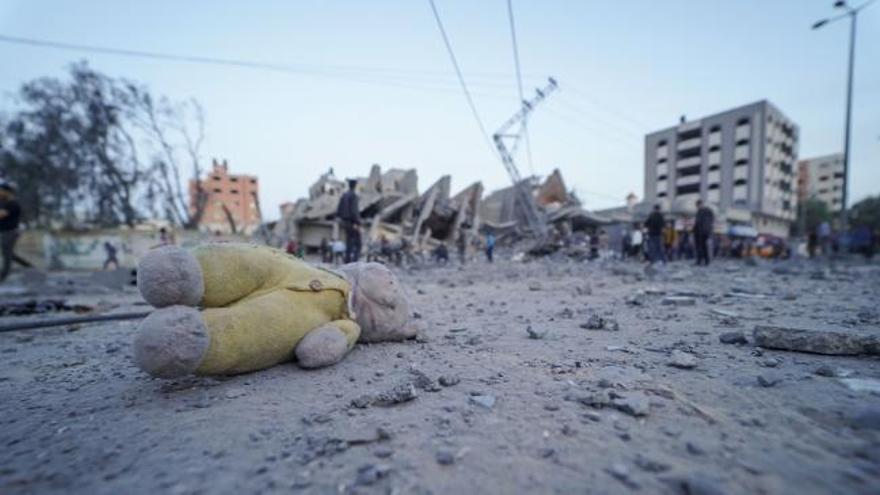 Alto el fuego entre Israel y Hamas en Gaza tras la escalada de violencia