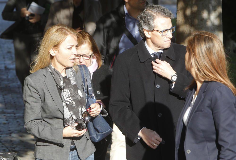 Cristina Montalvá, directora general de Alcaldía y una de las más estrechas colaboradoras de la exalcaldesa