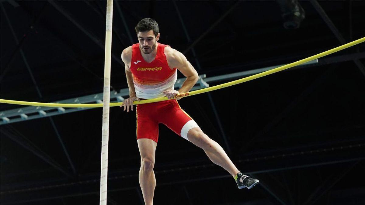 Ureña y Mechaal aumentan la cosecha española en los Europeos de atletismo en pista cubierta