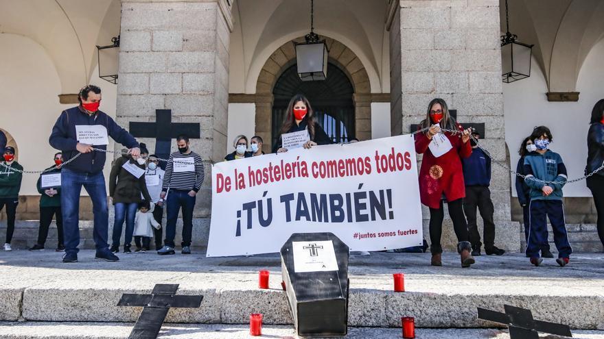 Ayuntamiento de Cáceres tira de remanente para ayudar a las empresas con 3 millones