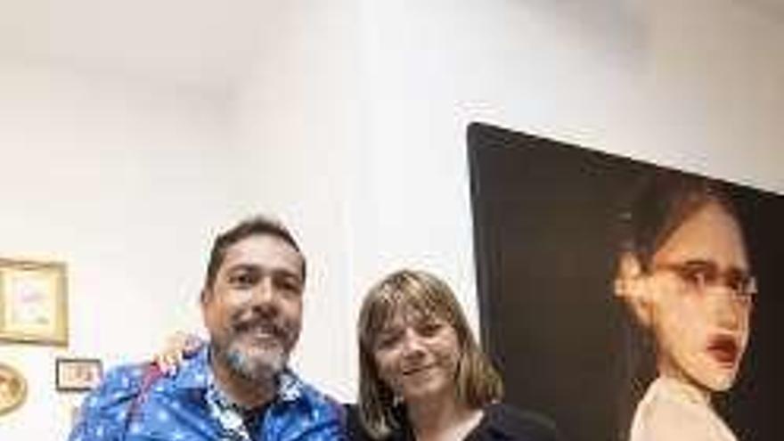 "Dorda y Solsona inauguran la muestra ""O corpo na mirada"""