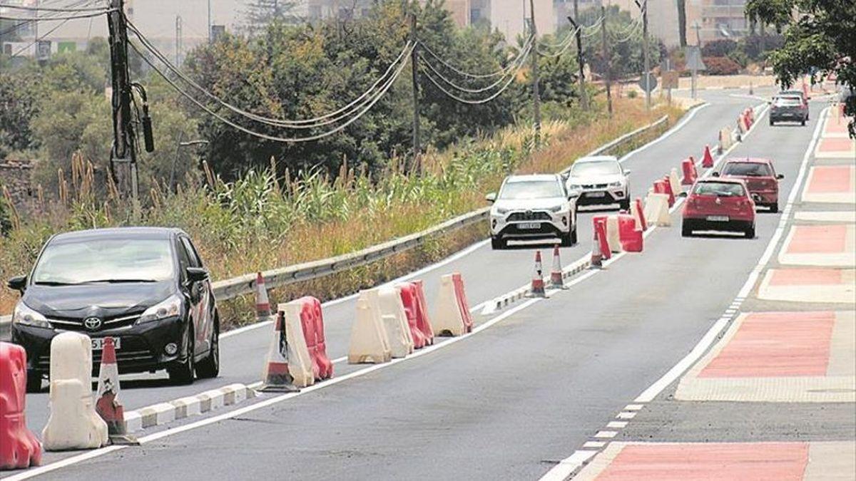 Peñíscola solicitará en el pleno a Generalitat las mejoras en la seguridad vial de la CV-141.