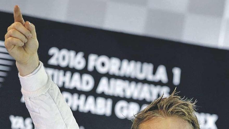Otro Rosberg en el palmarés