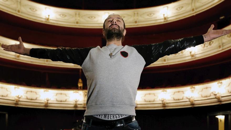 El Teatro La Latina suspende el estreno de Rafael Amargo