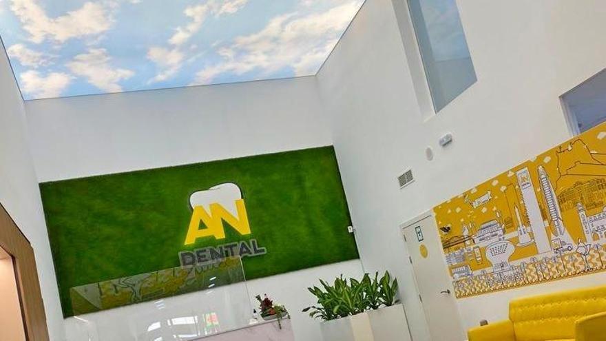Nueva apertura de AN Dental en la ciudad de Alicante con una oferta muy especial en implantes