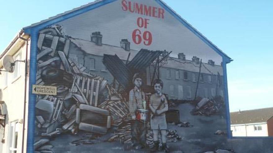 Belfast o l'altra Irlanda