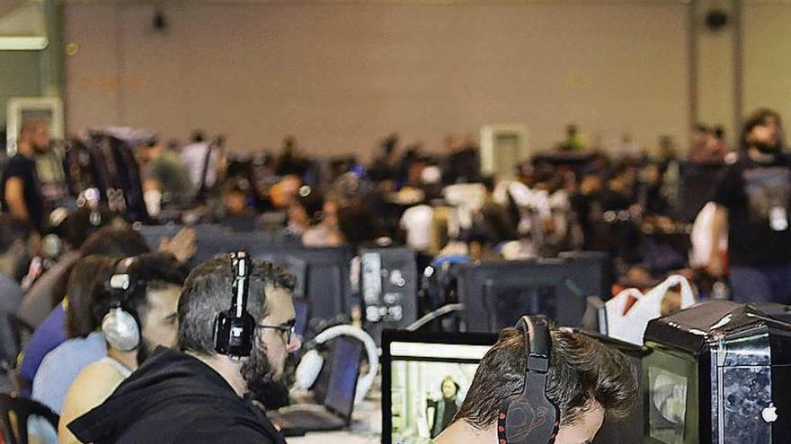 La 'party' informática vuelve a Silleda del 8 al 10 de septiembre