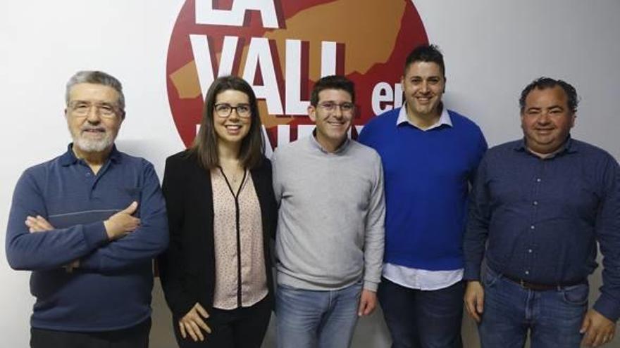 El partido de Rodríguez suma a dos ediles independientes de Benicolet