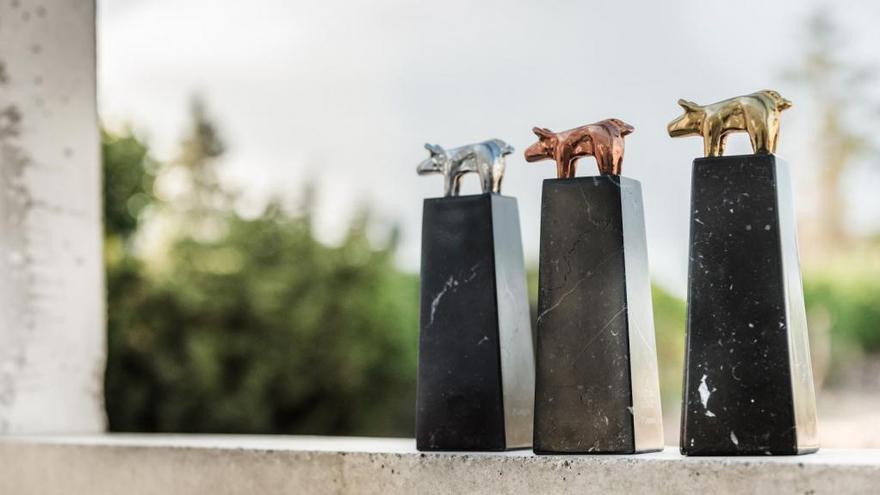Castilla y León logra 16 premios al porcino ibérico en los premios Porc d'Or