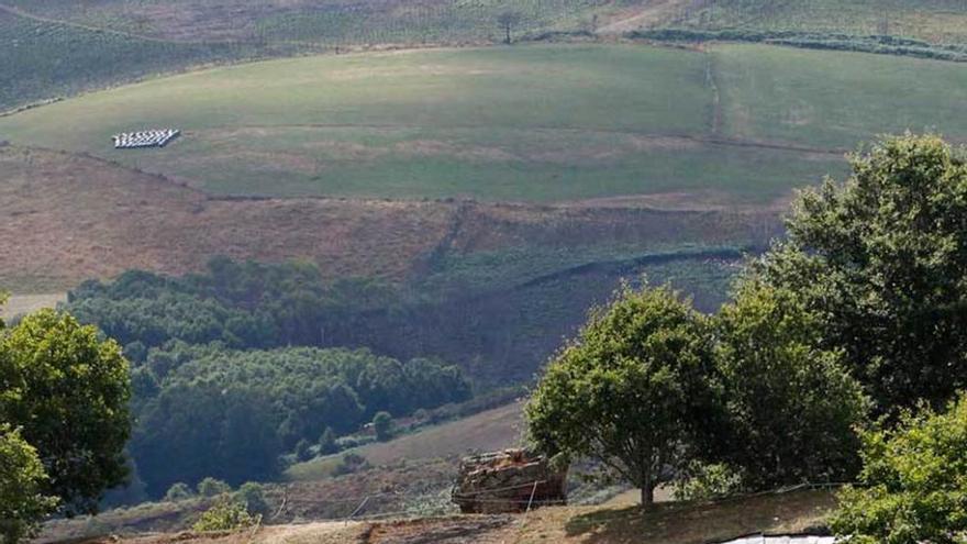 Dos empresas, de Castellón y Valladolid, optan a la obra de consolidación del Chao Samartín