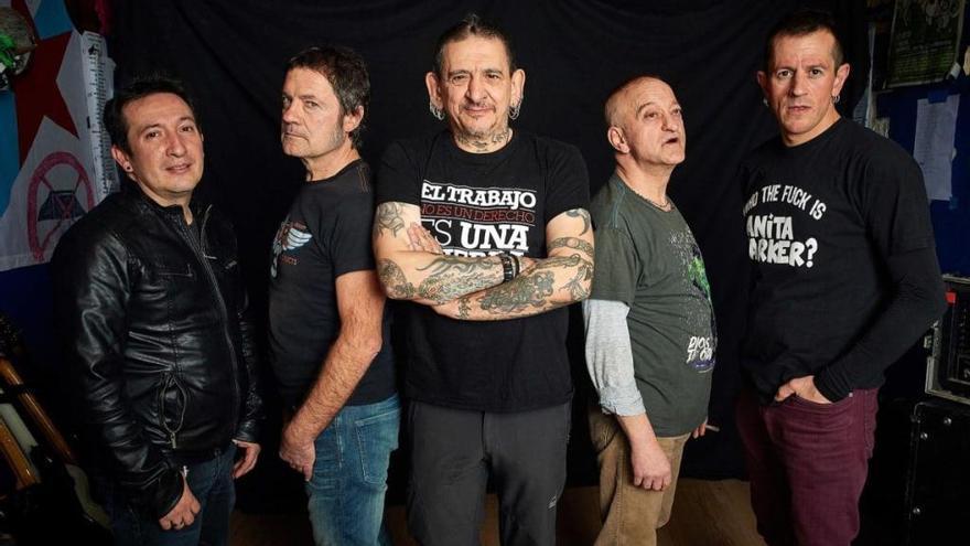 La Polla Records actuará en Murcia en abril del próximo año