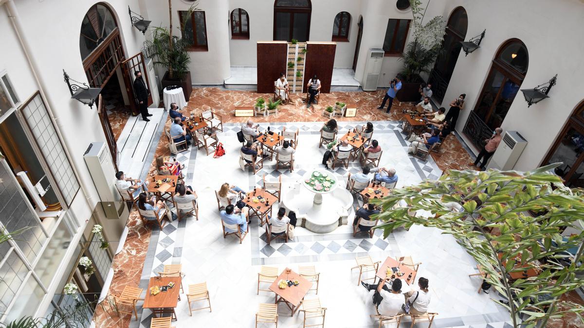 Murcia Inspira cierra un ciclo de cultura y talento