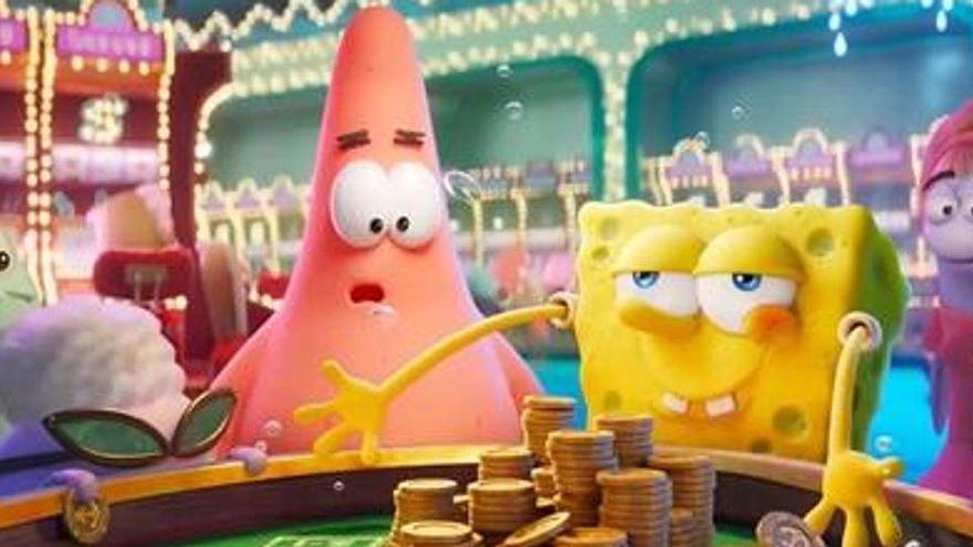 Nickelodeon retira dos capítols de Bob Esponja per «inapropiats»