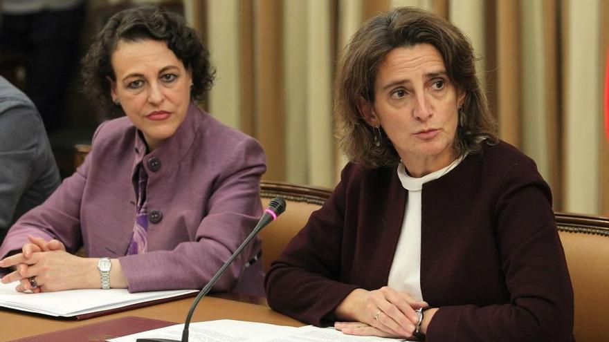 Ribera se verá el día 26 con los presidentes Castilla y León, Asturias y Aragón