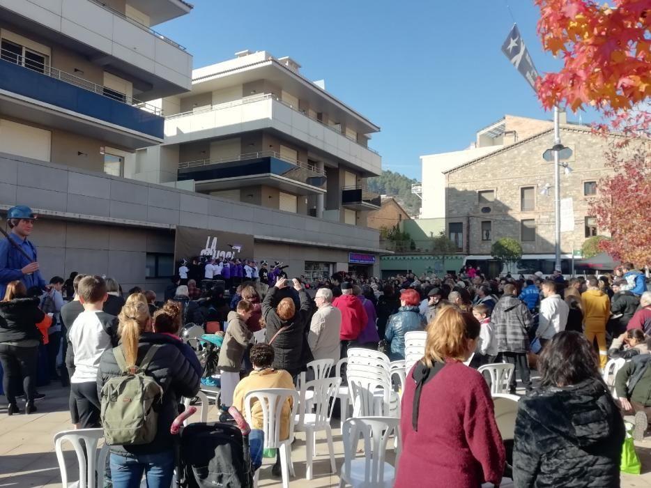 Festa de Santa Bàrbara a Súria