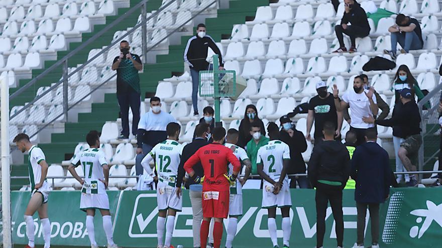 Las imágenes del Córdoba CF-Betis B