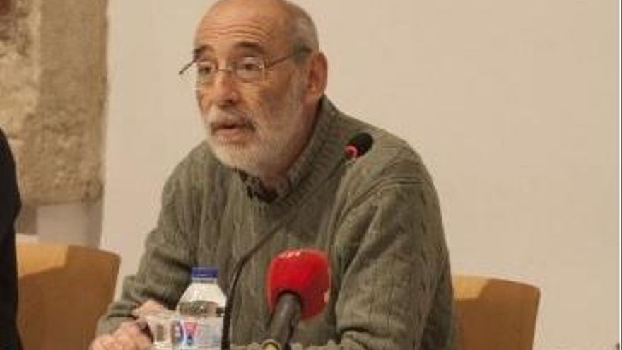 Carlos Pérez, candidato a la Alcaldía de Zamora por Vox