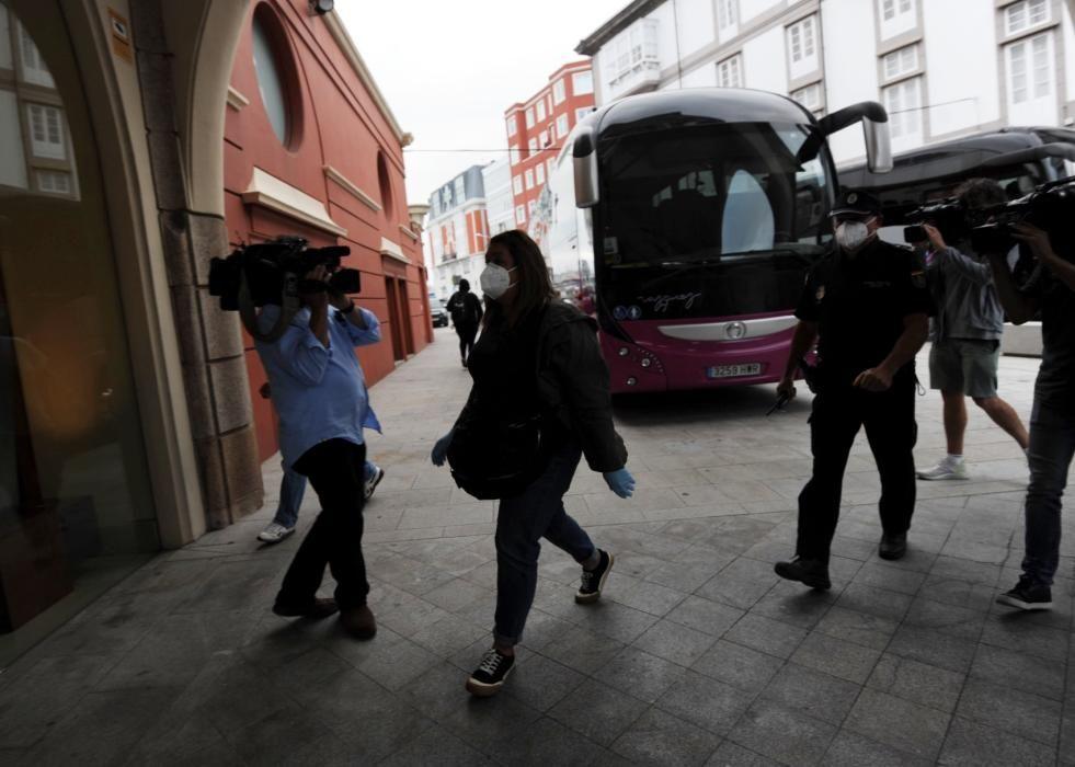 El Fuenlabrada permanecerá en su hotel de concentración después de sus positivos por Covid-19