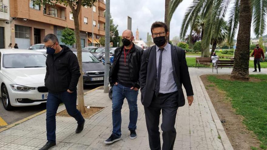Los ediles de Compromís de Palma niegan al juez haber intentado comprar a García