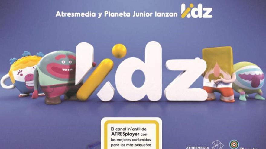 Nace el canal infantil KIDZ