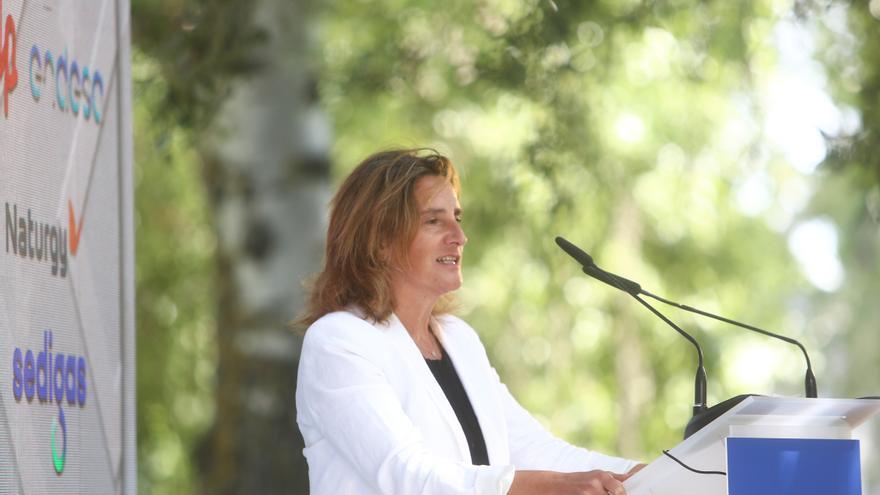 Ribera y Calviño piden crear una plataforma europea para comprar gas natural y constituir reservas estratégicas