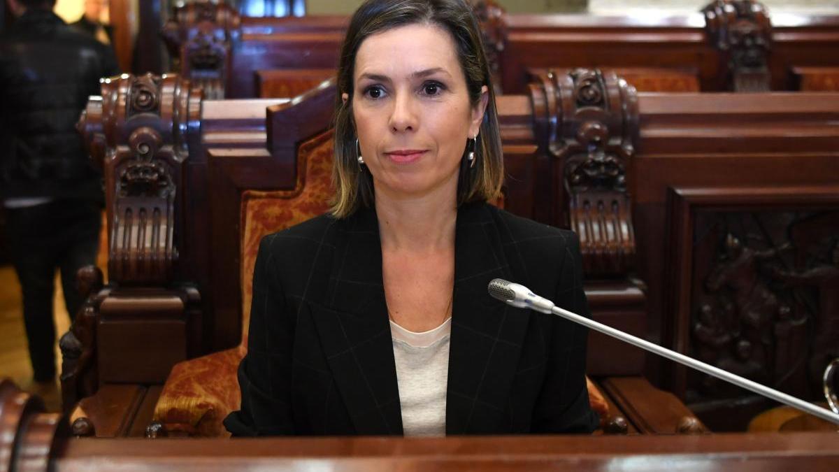 Mónica Martínez deja Ciudadanos pero continuará como concejal