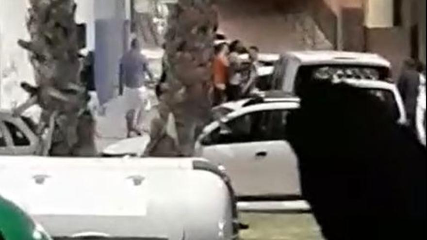 Detenido el presunto autor de la muerte de un hombre en la reyerta de Arroyo de los Ángeles