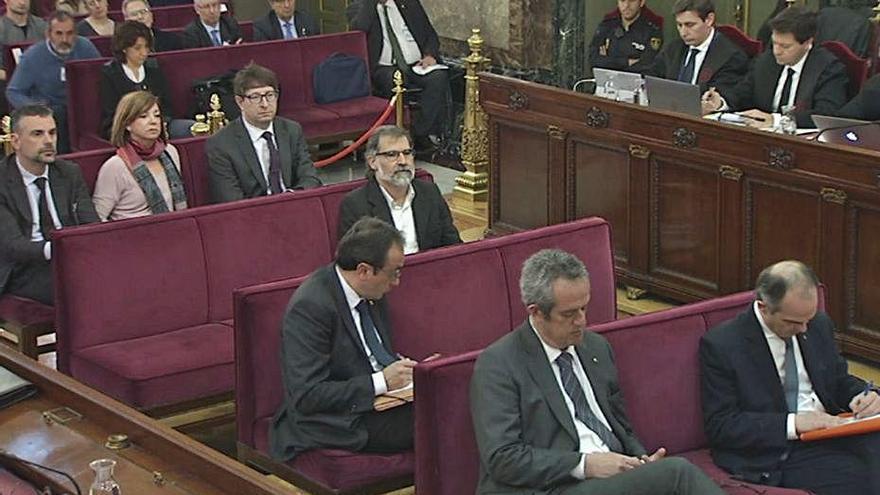 El TC rebutja per unanimitat el primer recurs contra la sentència del procés