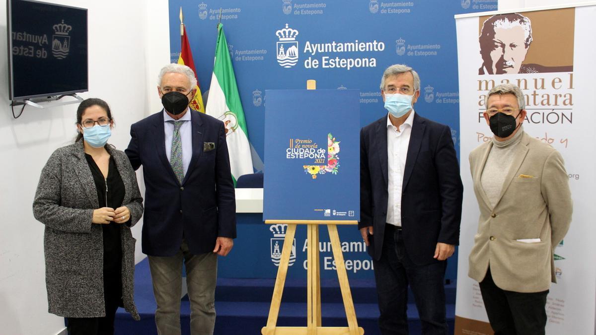 Presentación del II Premio de Novela Ciudad de Estepona.