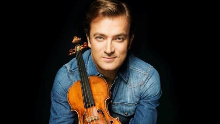 El violín y la dirección de Renaud Capuçon