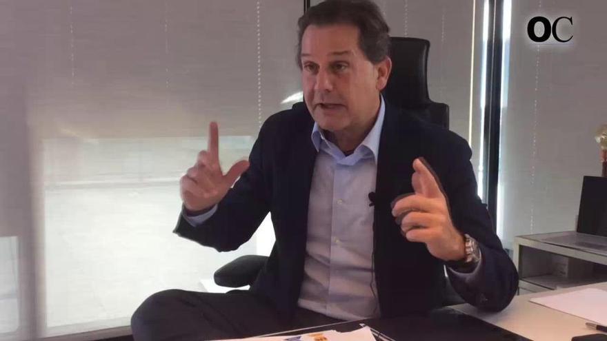 """Ignacio Rivera: """"El cierre de la hostelería está impactando en nuestro negocio muchísimo"""""""