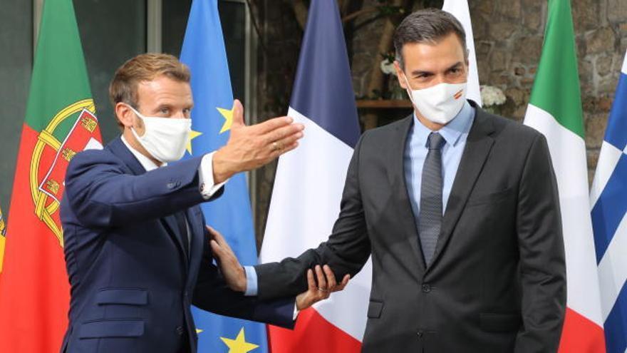 """Sánchez ve """"espacio para el diálogo"""" de la UE con Turquía"""