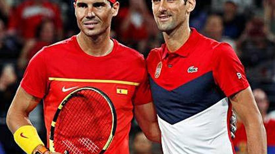 Sèrbia s'imposa a Espanya a la gran final de la Copa ATP