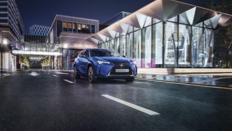 Últimas horas para probar gratis el primer Lexus 100% eléctrico en Alicante