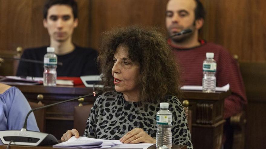 IU pide a la Diputación que adjudique la obra de la potabilizadora de Tapioles