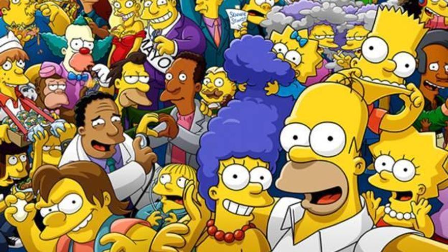 La nueva temporada de «Los Simpson», en abierto